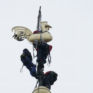 Rope Access - works at hight