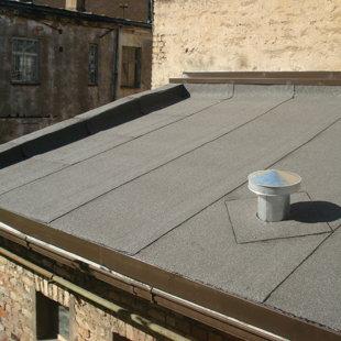Mīkstā jumta seguma nomaiņa