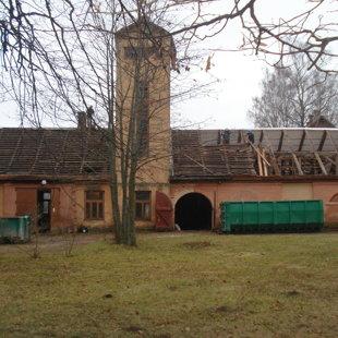 Ēkas rekonstrukcija Trikātā