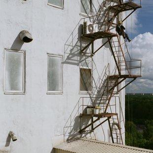 Graudu elevatora betona torņu atjaunošana 6000m2