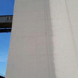 Graudu elevatora betona silosu atjaunošana 2000m2